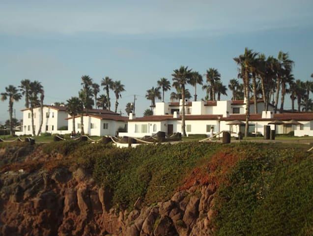 2 Bdrm Northern Baja Beachfront