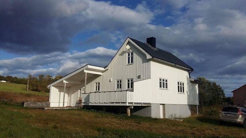 Farmen in Lyngen