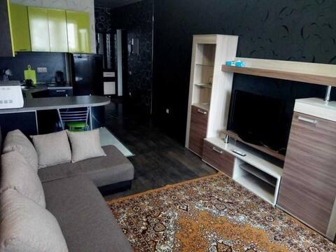 Уютная и стильная квартира-студия в Звенигороде