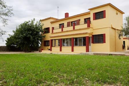 Masia Ponet - L'Arboç - Haus