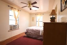 Second guest bedroom at entrance
