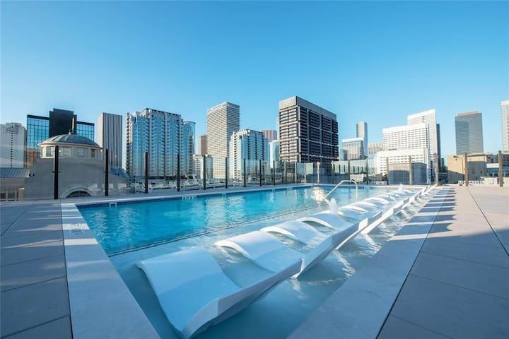 Lavish Downtown Luxury Getaway Houston