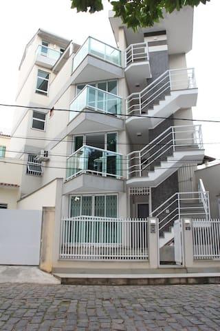 Moderno e aconchegante apartamento - Santo Antônio de Pádua