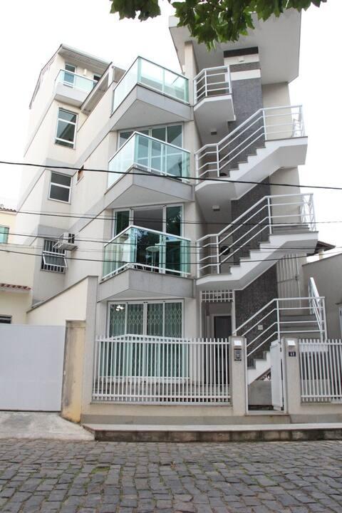 Moderno e aconchegante apartamento