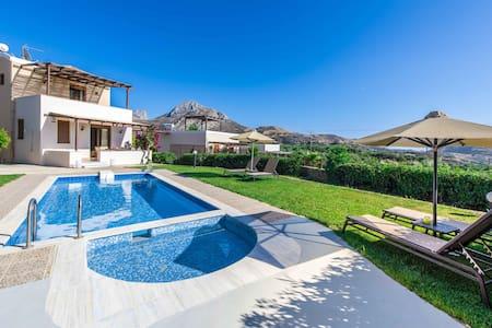 Gasparakis villas Armonia Two Bedroom Villa - Lefkogeia
