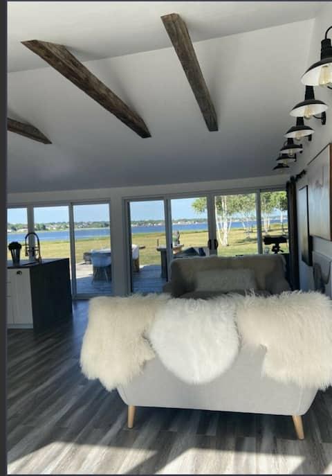 """Acogedora casa de campo romántica frente al mar """"El Sueño"""""""