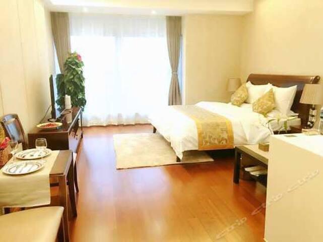 豪华精品大床房 - Shenyang - Apartment