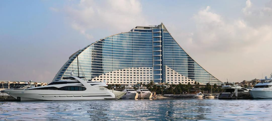 2- bedroom villa beit al bahar half board HB - Dubai - Villa