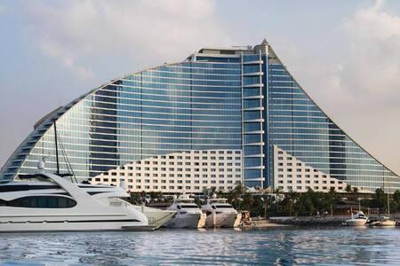 2- bedroom villa beit al bahar half board HB - Dubai