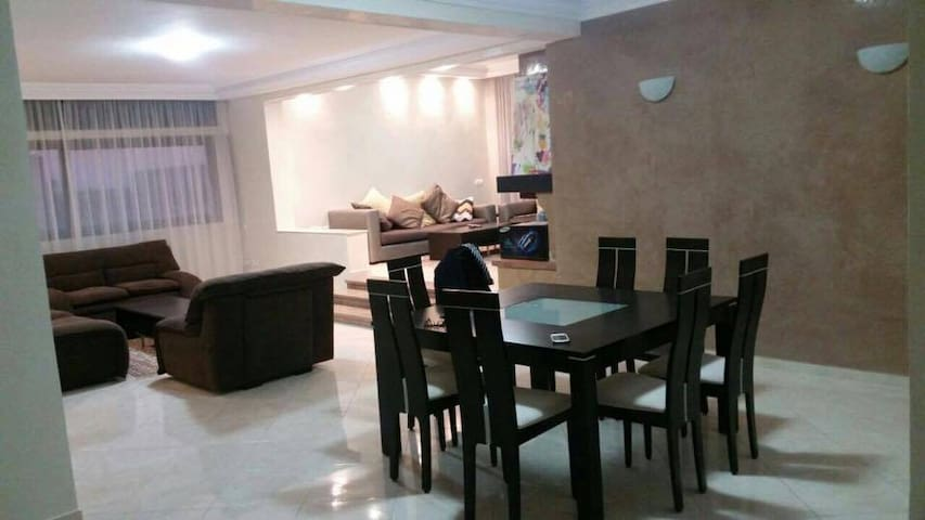 Excellent central apartment to discover Rabat