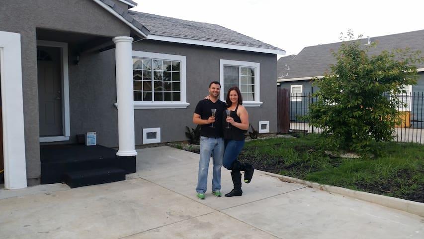 Centrally located, comfy private room! - Sacramento - Casa