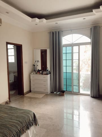 Lovely room close to the beach