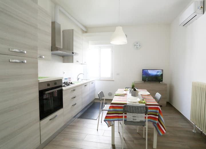 appartamento zona centrale giulianova
