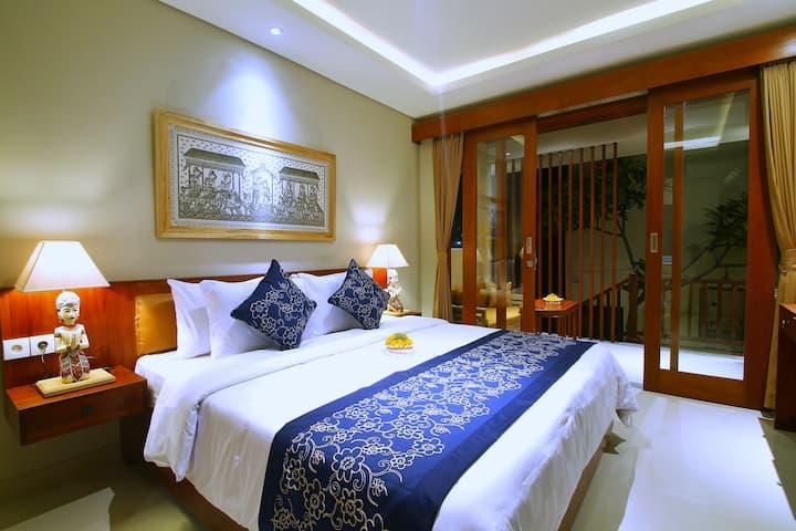 Luxury Room in the Heart of Ubud (NARADA HOUSE)