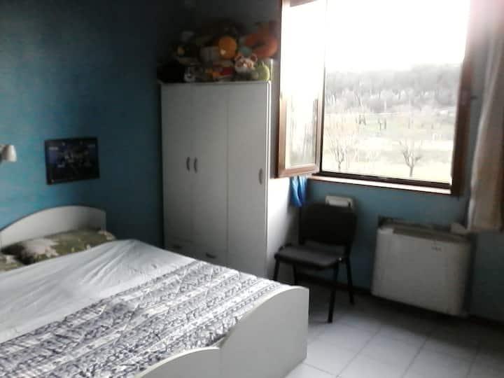 2 single bed room, Arezzo, Tuscany