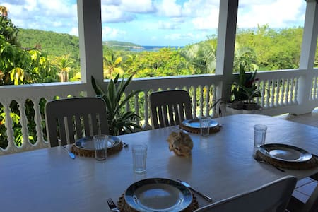 A Paradise View Room #2 - Mon Repos