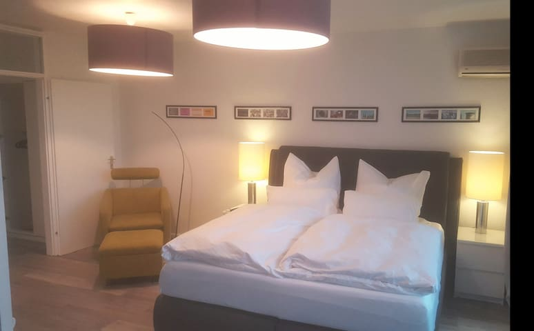 Very nice apartment only 2 minutes far from rhine