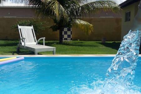 Casa condomínio parque de Jacuípe vista para o Mar