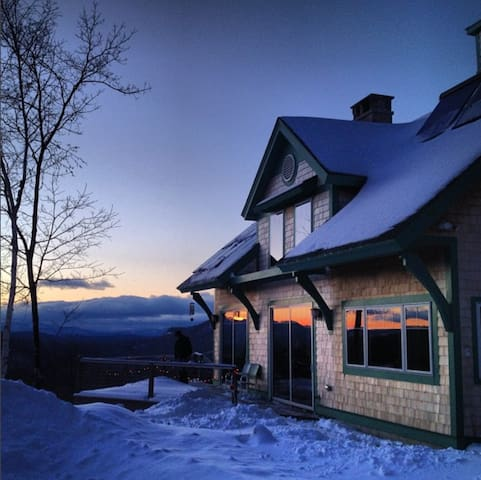 Private Mountain House near Sunday River