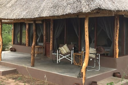 Unique Cottages in South Luangwa