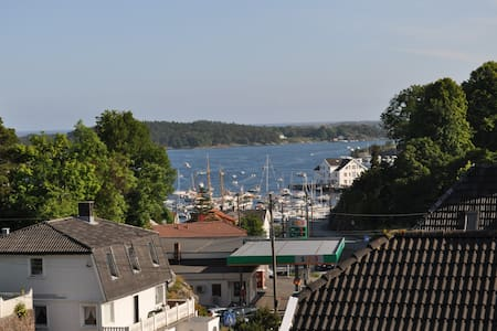 Familievennlig feriehus i Grimstad - Reihenhaus