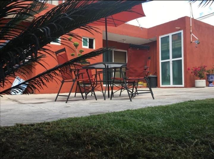 Recamara acogedora a 5 min de parque Puebla.