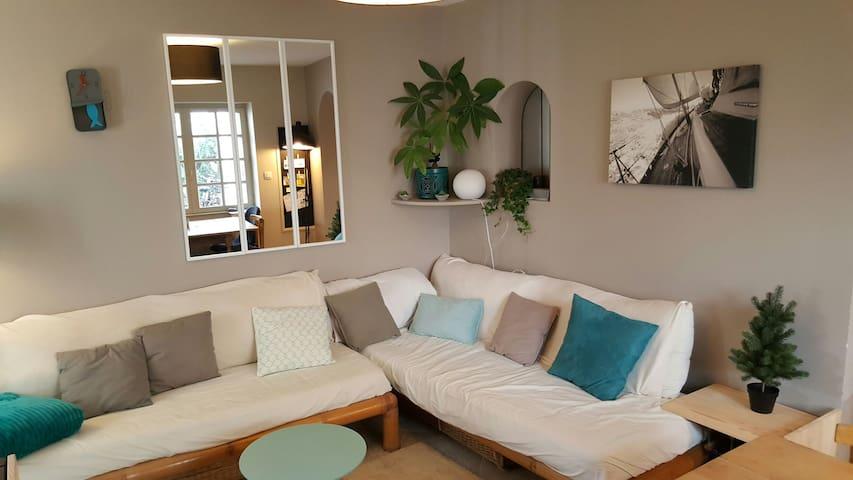 Charmante maison cosy, hyper centre - Quiberon - Casa