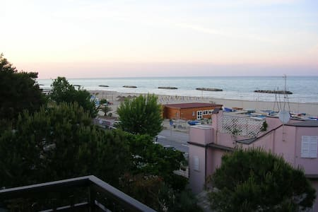 exclusive rooms in La pinetina b&b - Porto San Giorgio
