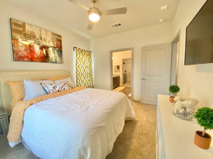 A Paradise Regained Suite