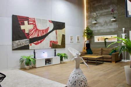 Luxus & Relax: ARTLOFT Manacor (200qm) m. Terrasse