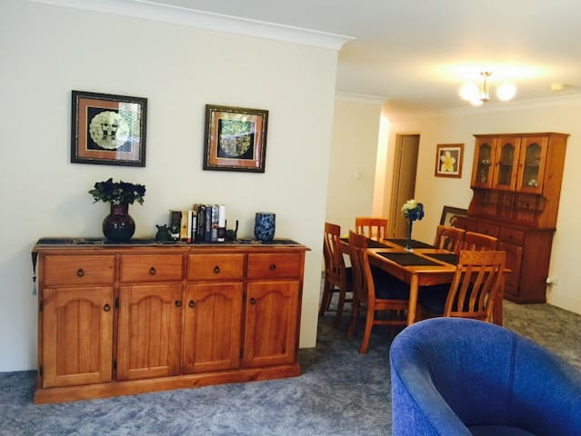 Convenient and spacious - Riverwood - Apartament