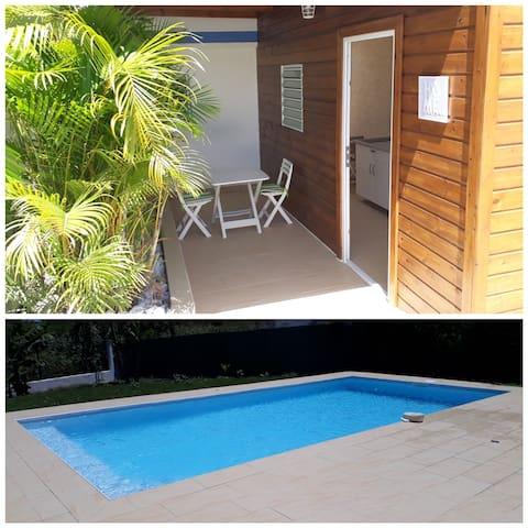 F2 piscine - Zen & Green - confort