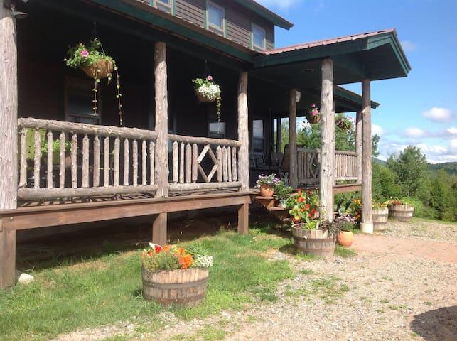 Camp Daigneau Pond - Vermontville