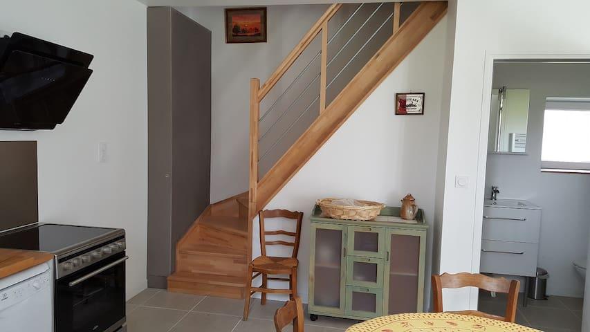 Escalier aux chambres