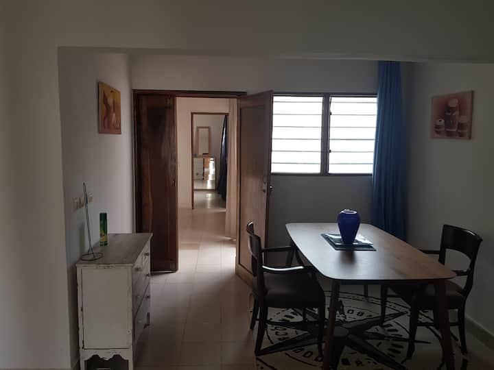 petite villa cosy à Baguida bord de mer.