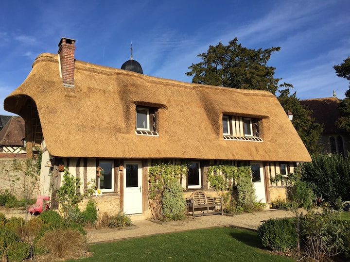 Lovely typical Normandy House