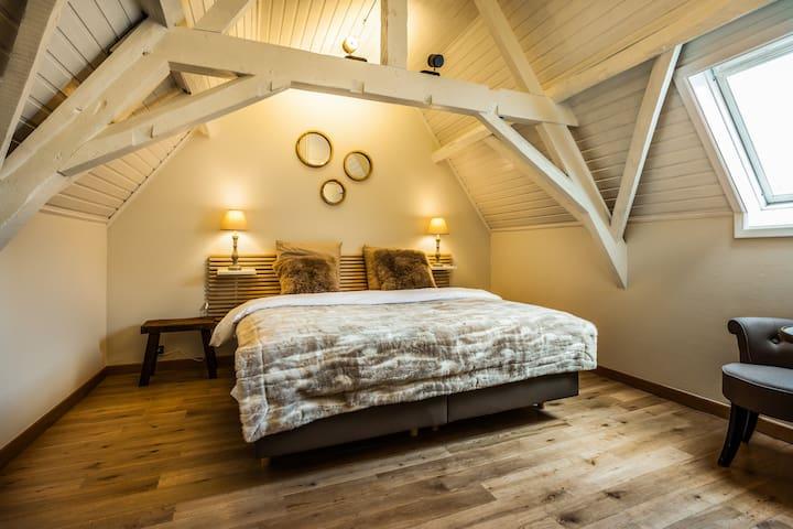 Skindles Loft  2/6 pers + outdoor sauna