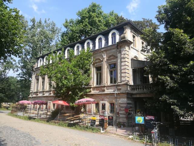 Herrenhaus Göbitz Zimmer 4