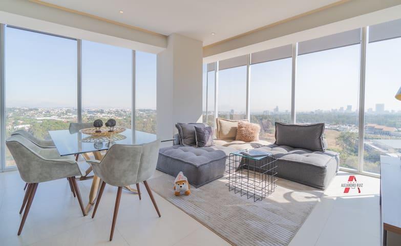 Luxurious apartment/Excellent location-Guadalajara