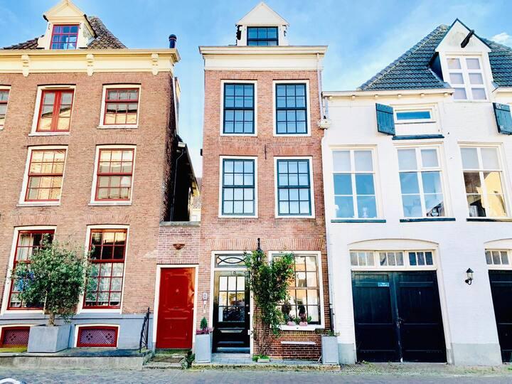 Charmant rijksmonument  in het centrum van Zutphen