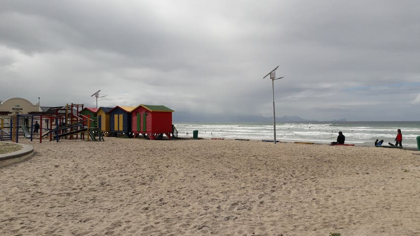 Muizenberg Dreams by the Sea