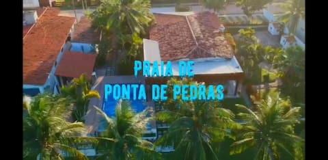 Casa Beira Mar/Temporada/ fim de semana/Mobiliada