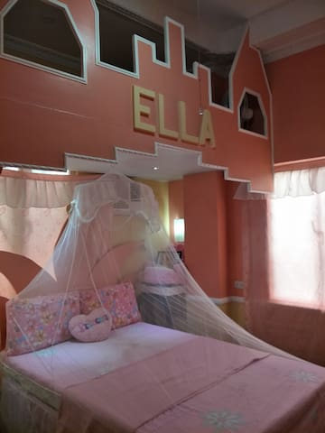Downtown Dalaguete Modern Room with (optional) AC