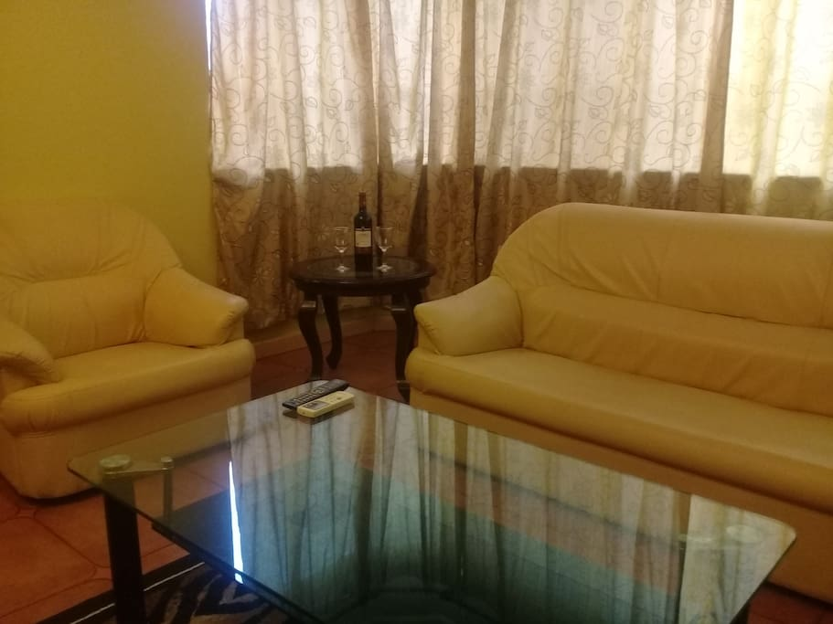Executive Double room with Mt.Kilimanjaro & Town views.