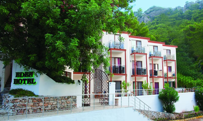 Pyara Hotel Turunc - Turunç Belediyesi - Inap sarapan