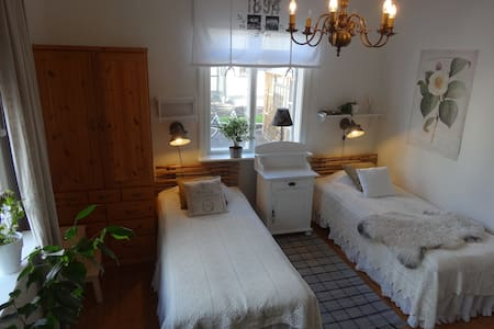 Charming room in central Sunne - Sunne - Hus