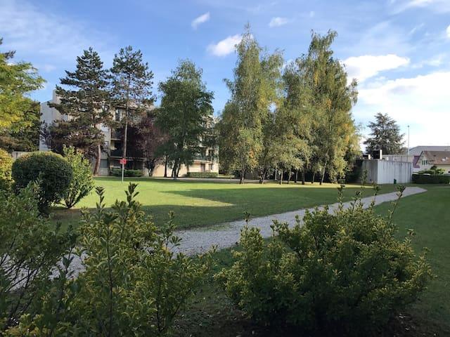 Bel appartement d'environ 50 m2 proche d'Annecy - Meythet - Кондоминиум