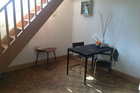 Three-floor apartment (triplex) center of Antwerp - Antwerpen - Apartment