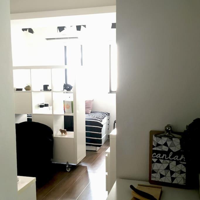 Modern Studio Living