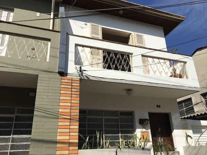 Spacious balcony bedroom @Vila House close 2subway